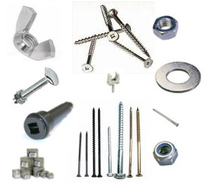 Fasteners & Fixings from SLS Engineering Supplies